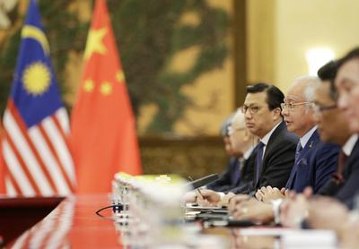 「一帯一路」協力見返りに1MDB救済、マレーシアに中国提案 米紙