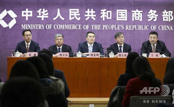 「一帯一路」建設で5つの進展 中国商務部