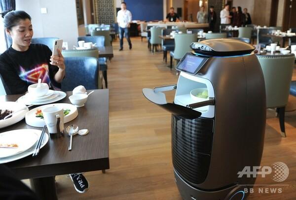 アリババ「近未来ホテル」がオープン