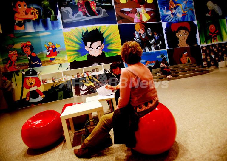 ドイツ・ボンで日本アニメ展