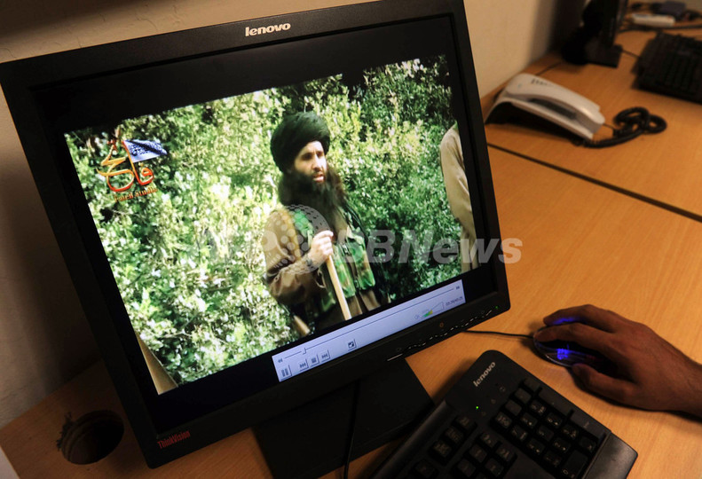 パキスタンのタリバン運動、新指導者を選出 マララさん銃撃に関与