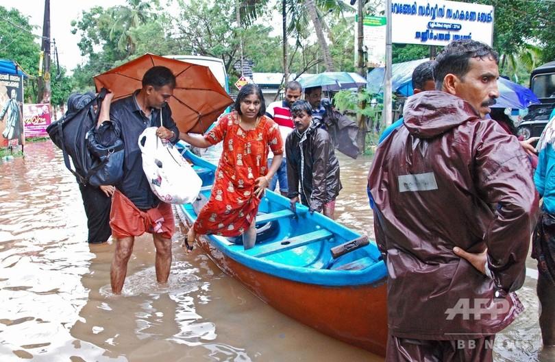 インド南部洪水、2018年春の、米警官、中国オンライン旅行のシートリップ、希少な「タケネズミ」、