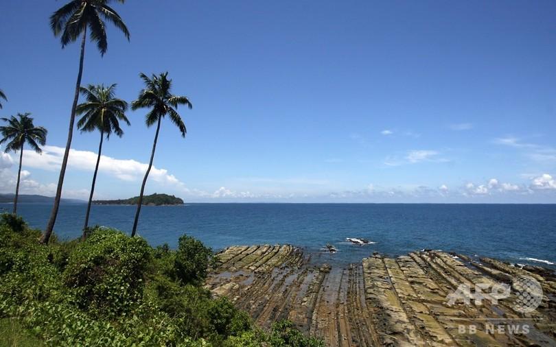 南アンダマン島