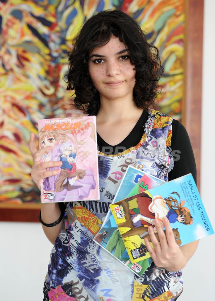アルジェリアで自国製漫画が大ブーム