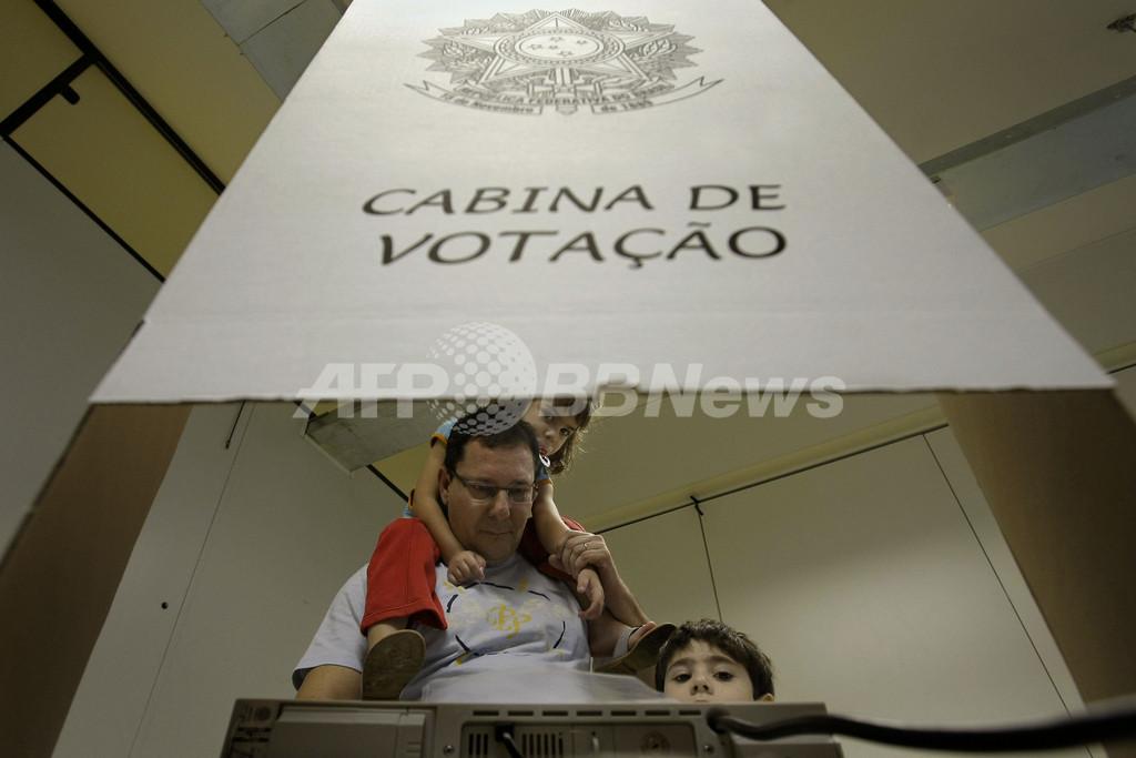 「オバマ」候補、ブラジル地方選で落選「ビン・ラディン」候補も