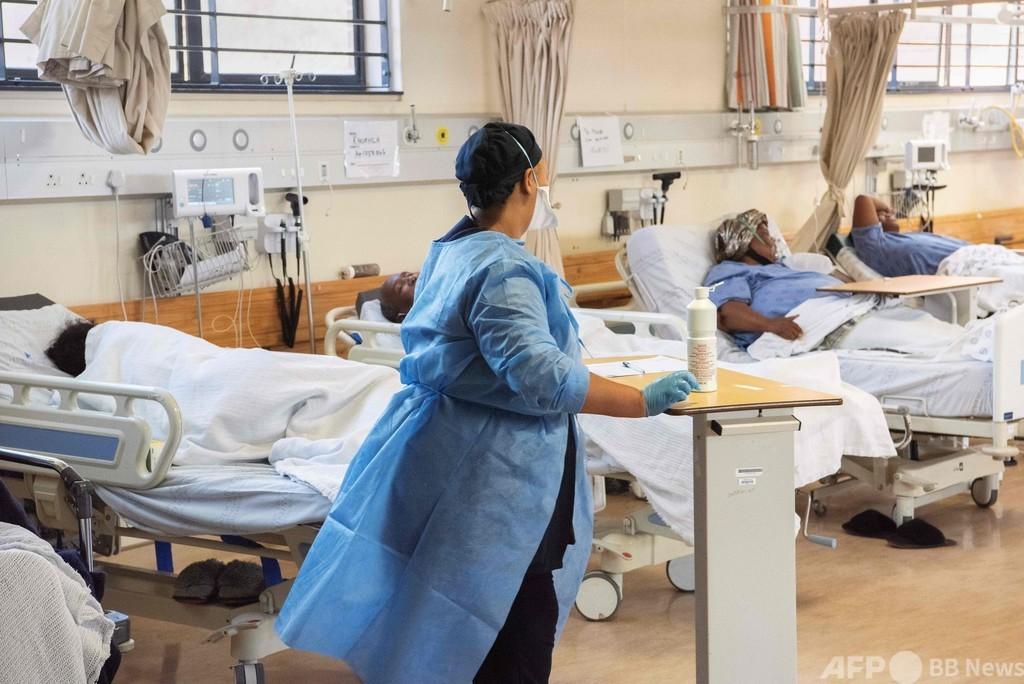 感染しやすいコロナ変異株、医療逼迫・死者増のリスク「高い」 EU保健機関