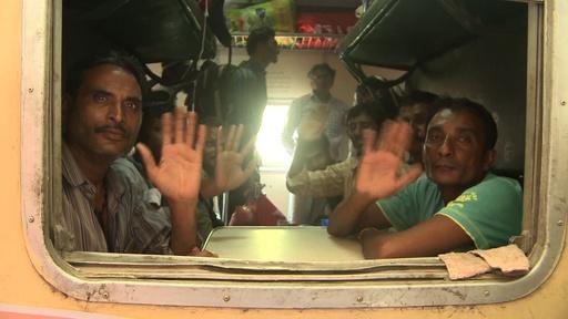 動画:違法漁業のインド人漁師数百人を釈放へ パキスタン