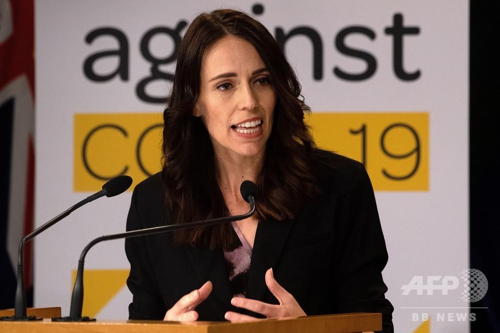ニュージーランドで市中感染者、総選挙の翌日