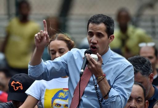 ベネズエラ検察、野党指導者を「電力システムへの破壊工作」で捜査へ