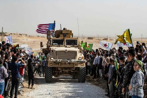トルコ、シリア北部で対クルド作戦開始を宣言 国境から米軍の撤退始まる