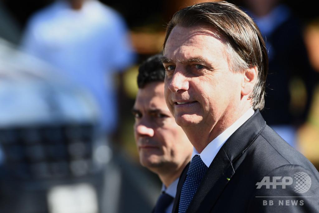 ブラジル大統領がまた閣僚解任、政権発足半年で3人目