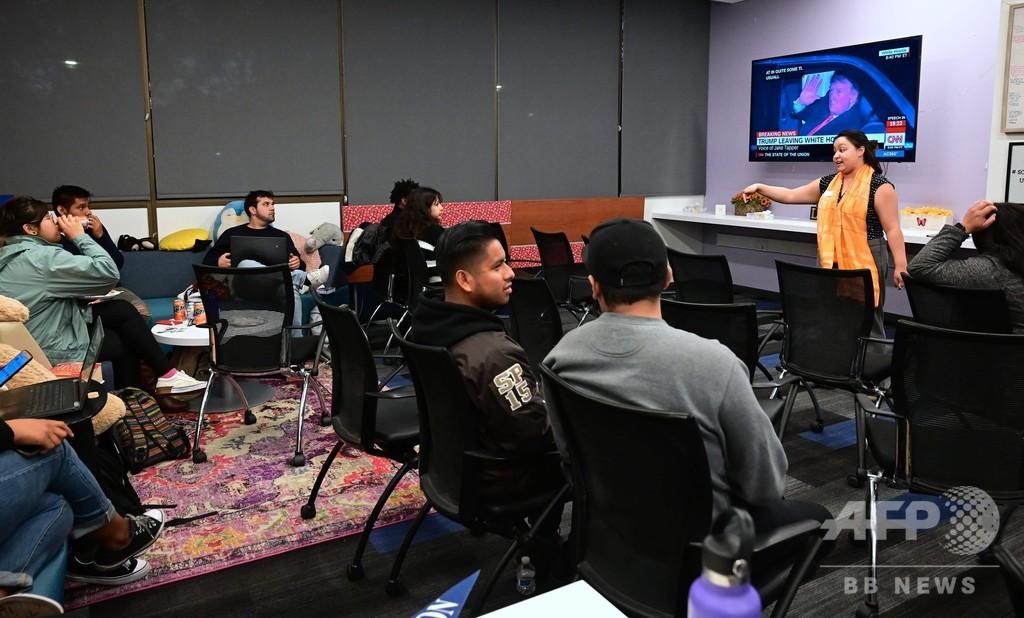 不法移民の子ら「ドリーマー」は米経済の恵み 米企業CEOら保護訴え