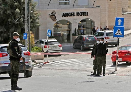 キリスト生誕地ベツレヘム、新型コロナで封鎖 ギリシャ観光客から7人感染