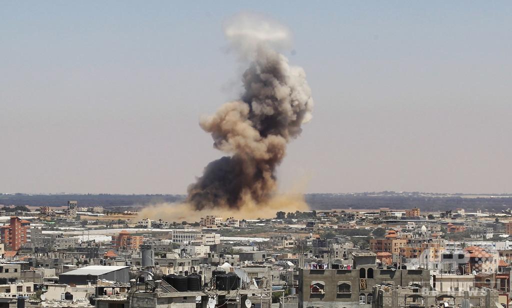 パレスチナ自治区での「戦争犯罪」 ICCが正式捜査へ