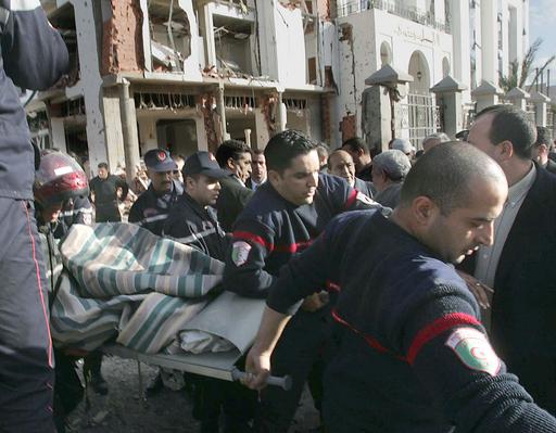 アルジェリア連続爆発、アルカイダ系過激派組織が犯行声明