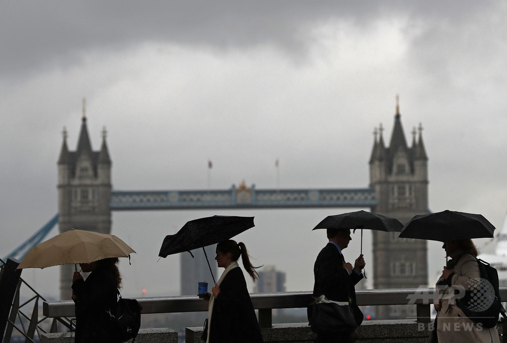 英、テロ容疑で10代の5人逮捕 「非合法組織」へ加入計画