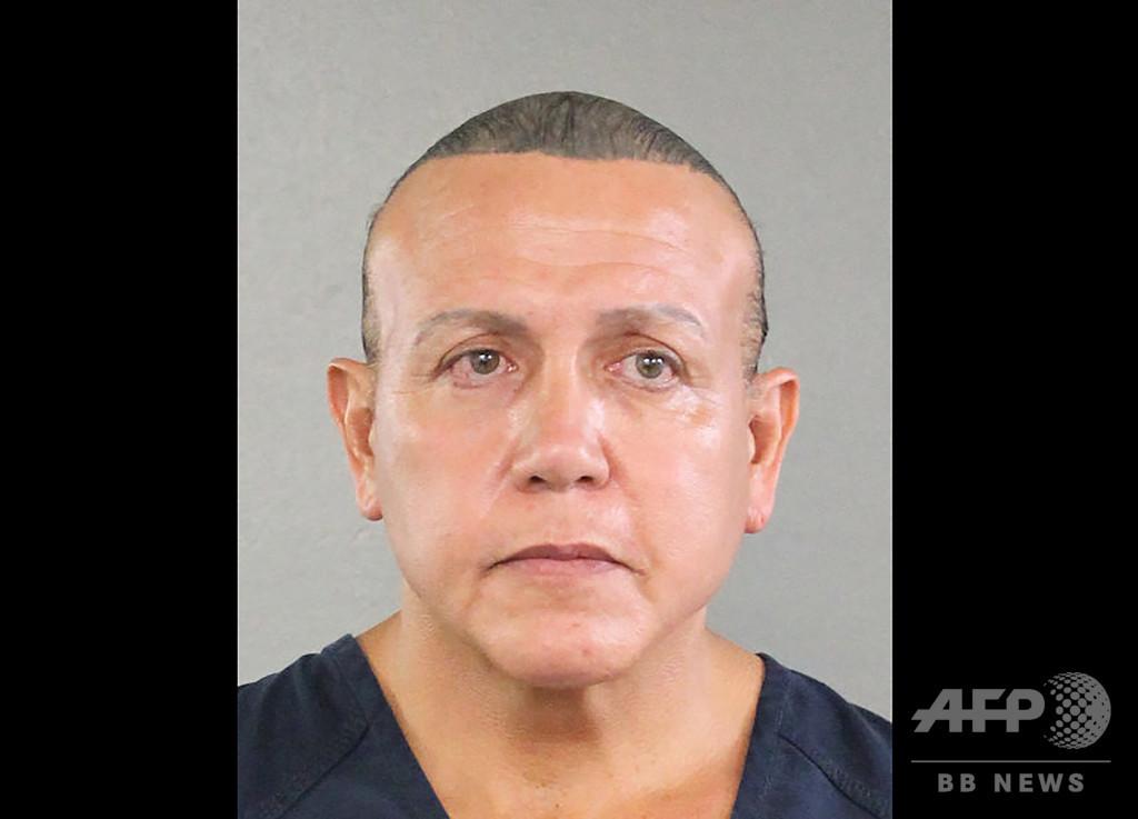 米の爆発物連続送付で男逮捕 親トランプのステッカー貼った車押収