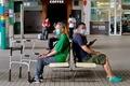 感染者急増の台湾、コロナ警戒レベル引き上げ