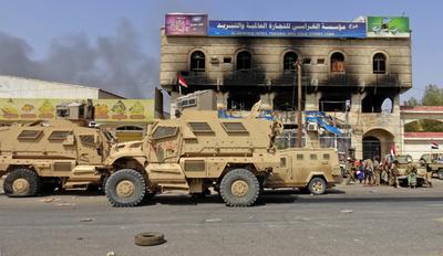 イエメン・ホデイダ、親政府派とフーシ派の戦闘で149人死亡