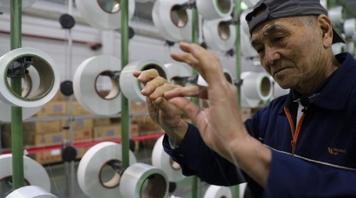中国に最高の経編み製品を 中国で「技術ボランティア」を務める日本人