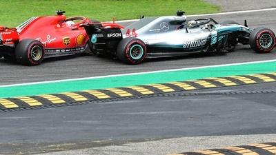 ベッテルが接触事故でハミルトン批判、元ドライバーは逆の見解