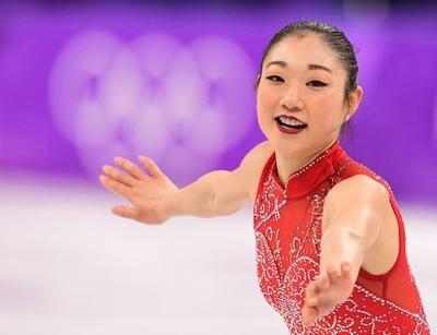 フィギュア女子で10位の長洲未来、平昌五輪