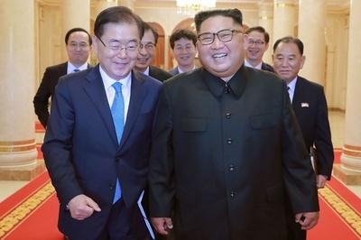 韓国と北朝鮮、14日に南北連絡事務所を開設