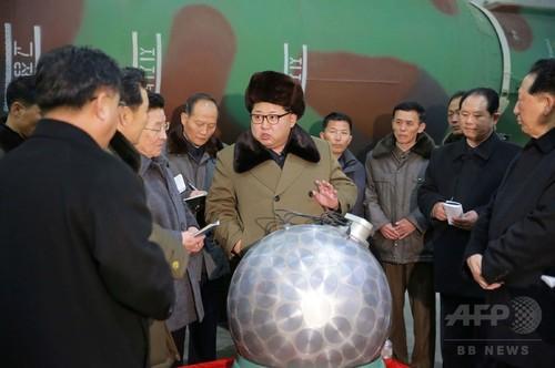 金正恩氏、「さらなる核実験」命令 北朝鮮国営通信