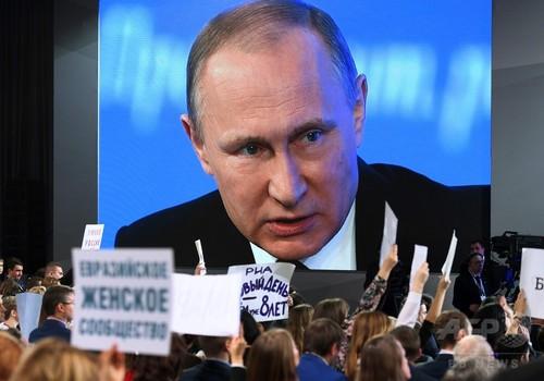 ロシアとイラン両大統領、アレッポでの勝利を歓迎