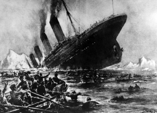 英国人は避難より紳士道を優先か、タイタニック号沈没で研究