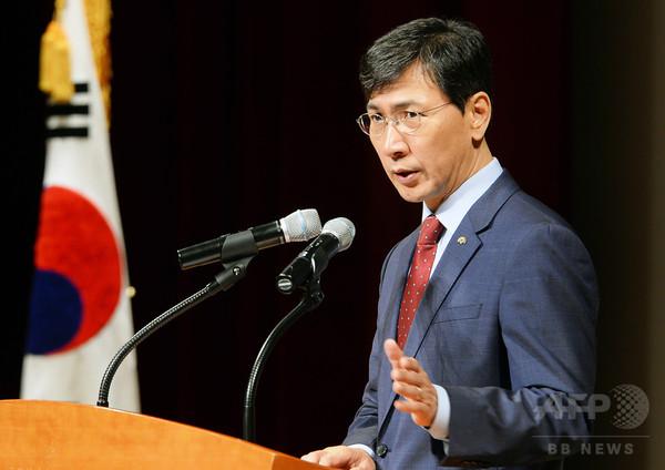 韓国有力政治家、秘書からの性暴力告発で政界引退へ