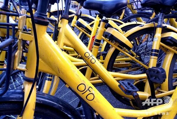 経営難のofoが「割引商店」開店 シェア自転車の保証金は金券で返す?