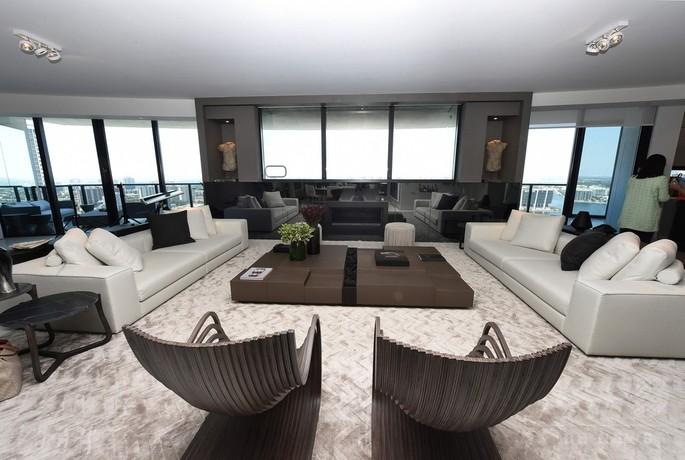 超高級マンションがマイアミに、ガラス張りの車用エレベーターも 写真16枚 国際ニュース:afpbb News
