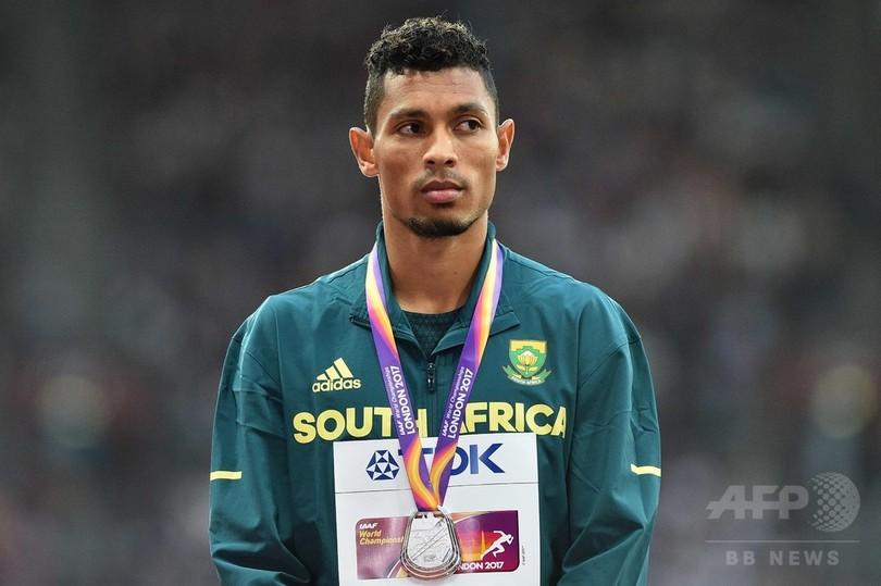 男子400m世界記録保持者バンニーキルクがラグビーで負傷、最長9か月の大けが