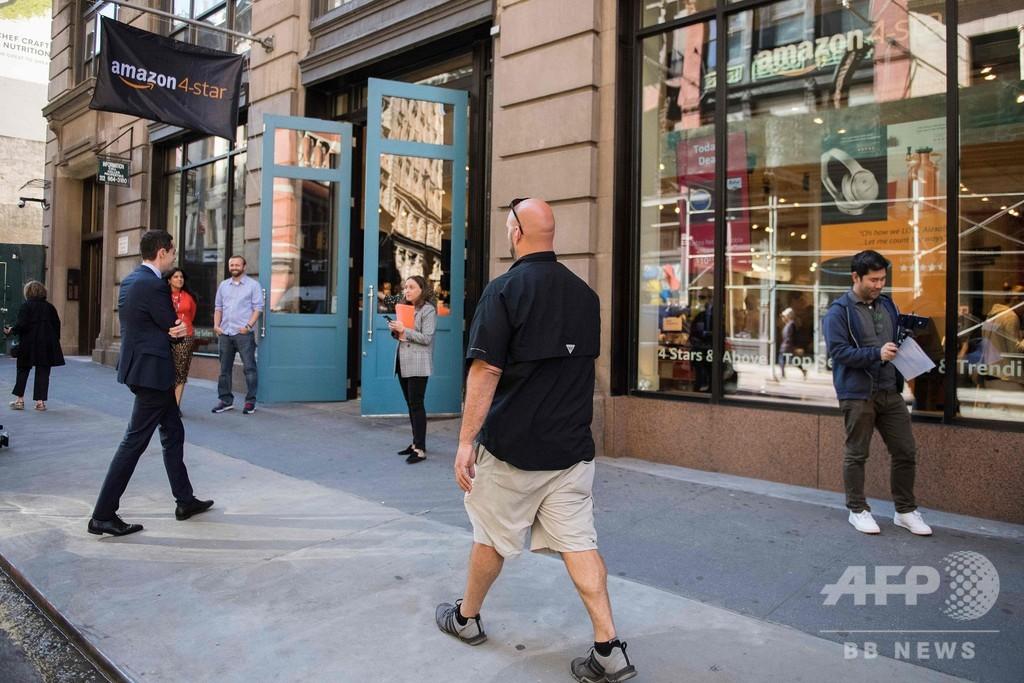 アマゾン、ポップアップ店の全店閉鎖に潜む脅威