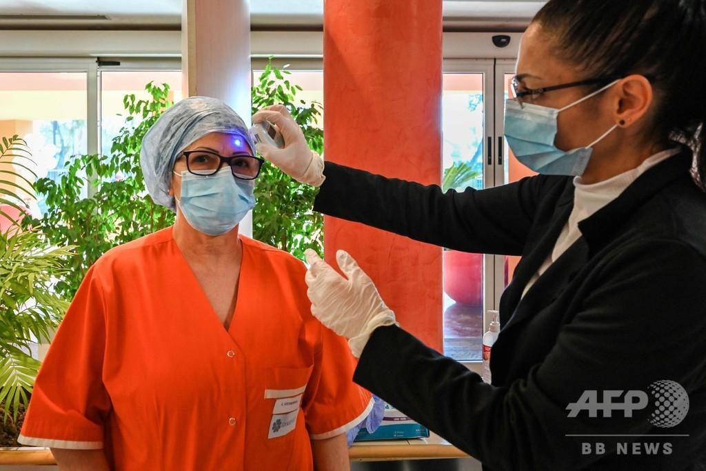 伊の新型コロナ死者、中国を超える 欧州感染者10万人に