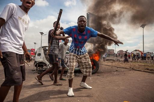 コンゴ、大統領辞任要求デモで50人以上死亡か