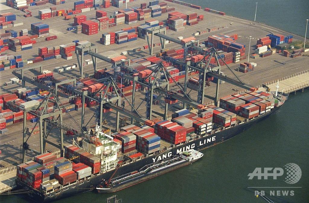 米中貿易戦争、最大の恩恵受けるのはEU 日本も輸出額2.2兆円増