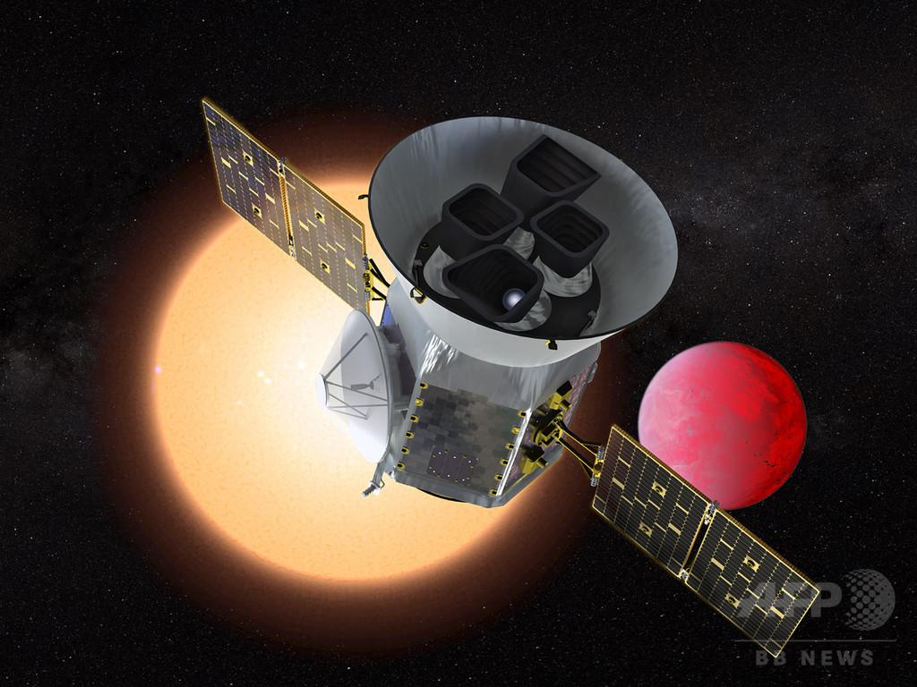 NASA、太陽系外惑星探す衛星「TESS」打ち上げへ