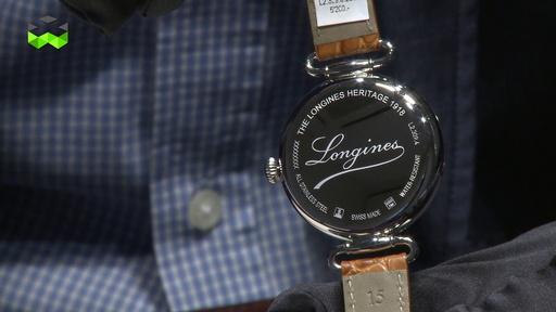 ロンジンのウォルター・フォン・カネルCEO、時計と発展の歴史語る
