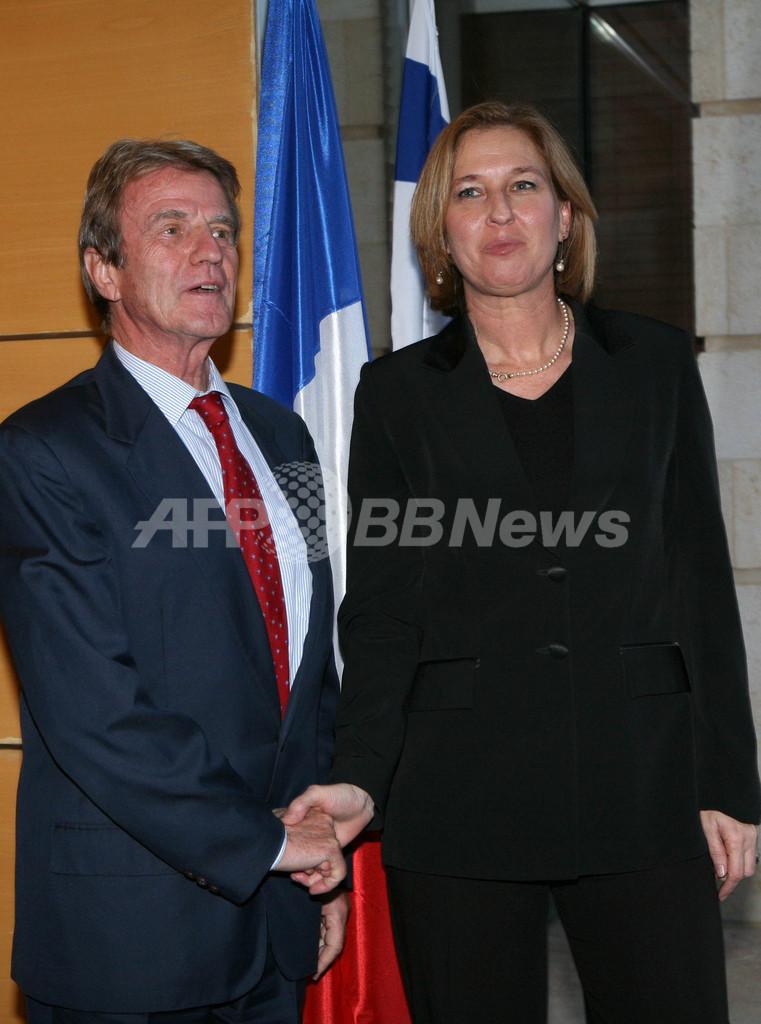 仏外相、イスラエルによるイラン核施設攻撃を警告