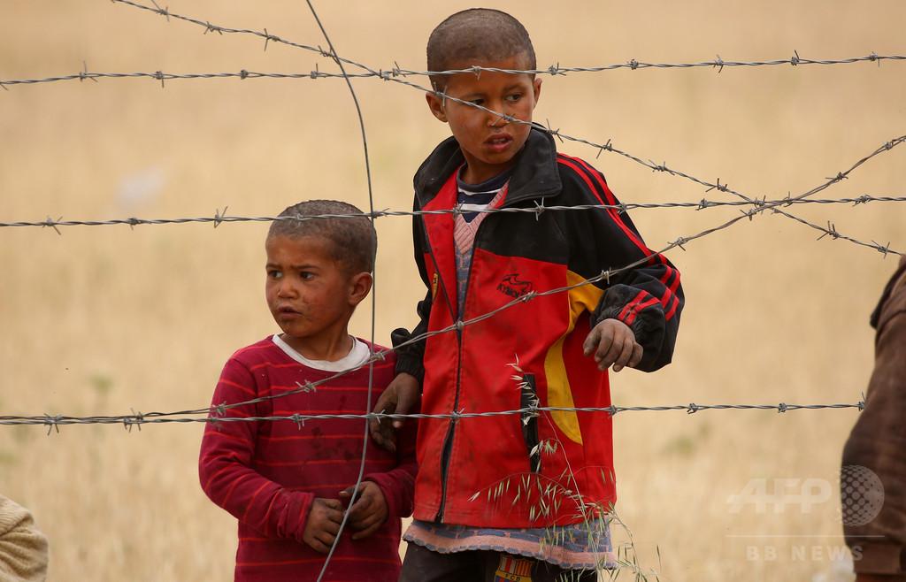 世界の人道支援資金、教育向けはわずか2% 紛争地の子供に教育を 写真1 ...