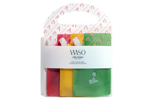 資生堂「WASO」コールドプレスジュースに発想を得た洗顔料発売へ