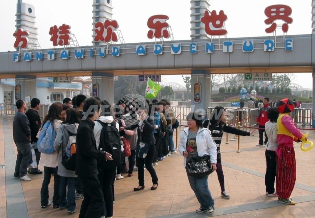 「中国製テーマパーク」が世界進出へ