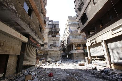 シリア政府の秘密部隊、化学兵器分散し「米国の追跡妨害」 米紙