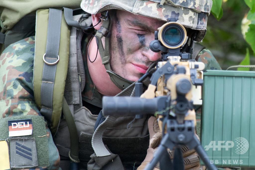 ドイツ連邦軍、他のEU加盟国からの専門職採用を検討