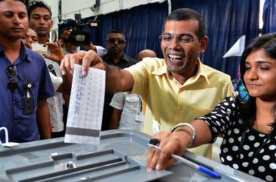 モルディブ大統領選、決選投票を延期 最高裁が命じる