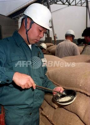 日本の食糧自給率、13年ぶりに40%切る 天候不順やコメ離れで