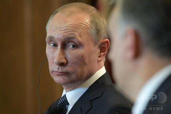 ロシア、巡航ミサイルを新配備か 米「軍縮条約に違反」と警告