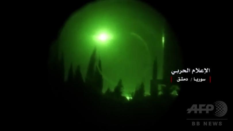 「アサドに明白なメッセージ」、シリア攻撃で米国防長官